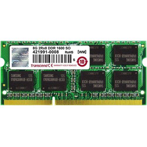 Transcend »SO-DIMM 8 GB DDR3-1600« Arbeitsspeicher