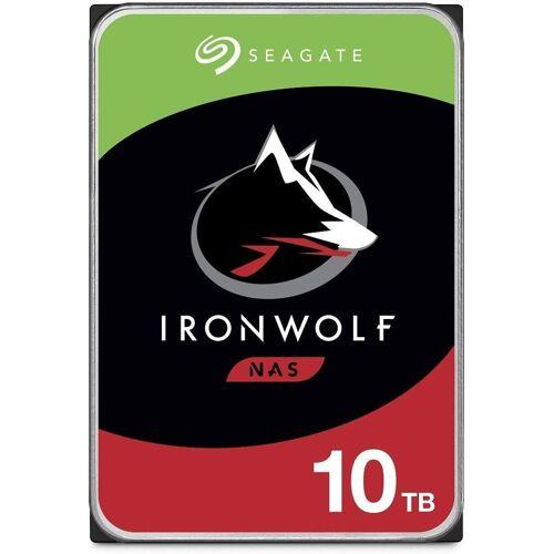 "Seagate »HDD IronWolf« HDD-Festplatte 3.5"" (10 TB)"