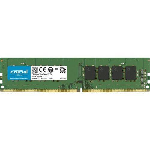 Crucial »4GB DDR4-2400 UDIMM« PC-Arbeitsspeicher