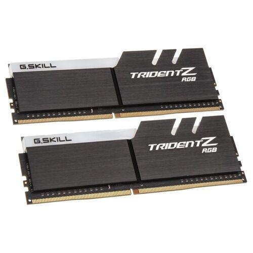 G.Skill »Trident Z RGB AMD Ryzen 16 GB DDR4-2400 Kit - Arbeitsspeicher - schwarz« Arbeitsspeicher