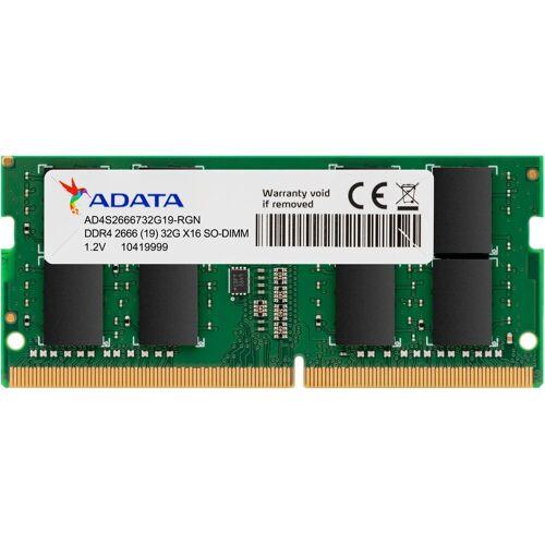 ADATA »SO-DIMM 32 GB DDR4-2666« Arbeitsspeicher