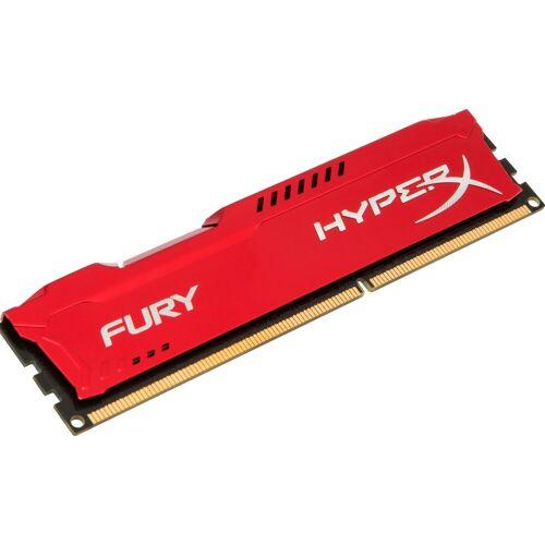 HyperX »Fury DDR3 1333MHz 8GB Red« Arbeitsspeicher