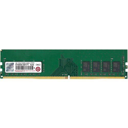 Transcend »DIMM 8 GB DDR4-2400 ECC« Arbeitsspeicher