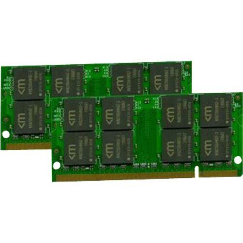 Mushkin »SO-DIMM 4 GB DDR2-800 Kit« Arbeitsspeicher