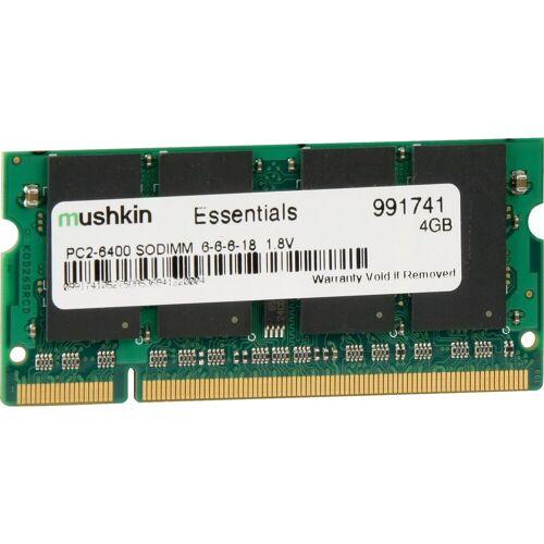 Mushkin »SO-DIMM 4 GB DDR2-800« Arbeitsspeicher