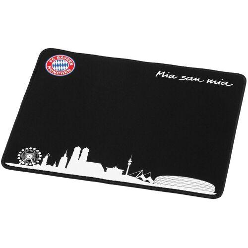Borussia Dortmund »BVB PC Gaming Mauspad« Tastatur, schwarz/rot