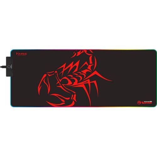 MARVO Gaming Mauspad »MG010«, 7-Farbiges XXL RGB LED; 800 x 300 mm