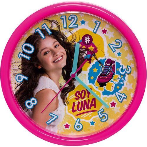 Joy Toy Wanduhr »Wanduhr 24 cm Soy Luna«