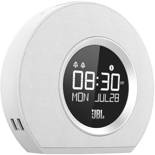 JBL »Horizon« Uhrenradio (FM-Tuner, 10 W, FM-Tuner), weiß