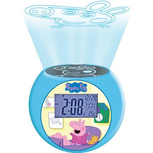 Lexibook® Projektionswecker »Peppa Pig« mit Nachtlicht