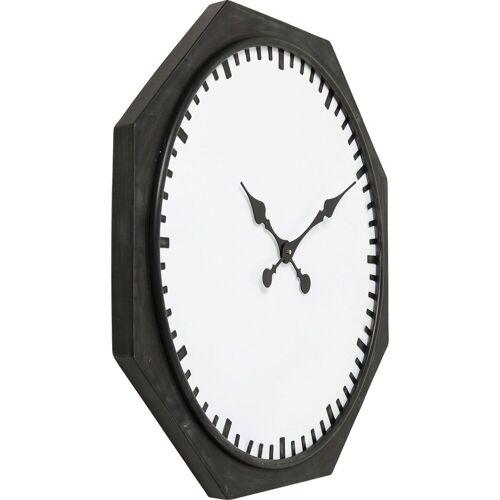 KARE Uhr »Wanduhr Octagon 66cm«
