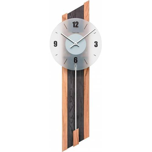 Home affaire Pendelwanduhr »Hermle« (Made in Germany), eichefarben