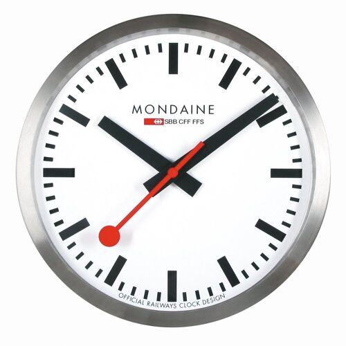 MONDAINE Wanduhr »MSM.25S10«