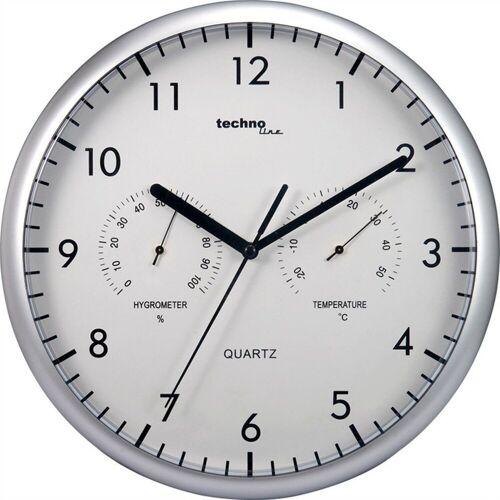 technoline Uhr »WT 650 Wanduhr«