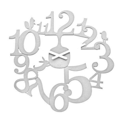 KOZIOL Wanduhr »[pi:p] 2327525«