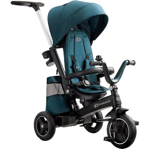 Kinderkraft Dreirad »Dreirad EASYTWIST platinum gray«