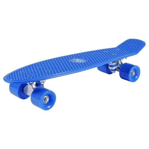 Hudora Skateboard »Retro Kinder Skateboard - sky blue - 57 cm x 15 cm«