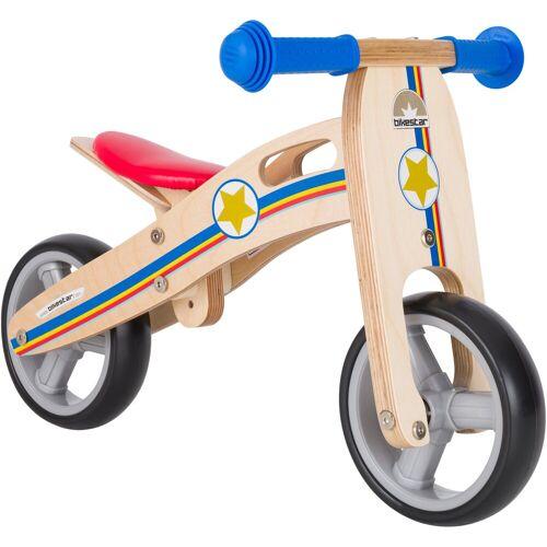 Bikestar Laufrad »2-in-1« 7 Zoll, Blau