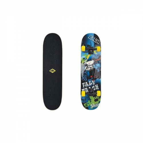 "Schildkröt Skateboard »Skateboard Slider 31"" Fast Track«"