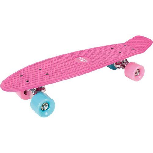 Hudora Skateboard »Skateboard Retro Skate Wonders, pink«