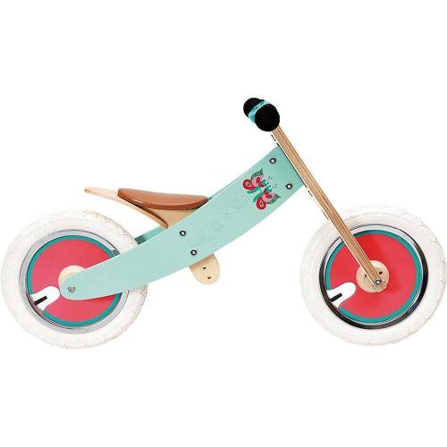 SCRATCH Laufrad »Laufrad Schmetterling mitwachsend 2in1«
