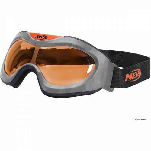Jazwares Blaster »Nerf Elite Battle Brille orange«
