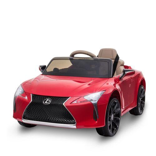 HOMCOM Elektro-Kinderauto »Kinderauto von Lexus«
