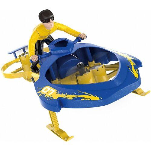 Amewi RC-Quadrocopter, blau/gelb