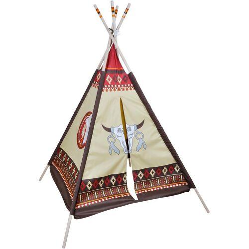 Knorrtoys® Spiel, »Indianerzelt«