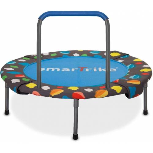 smarTrike® Bällebad »Activity Center, Ø 90 cm«, 3-in-1 Trampolin und Bällebad
