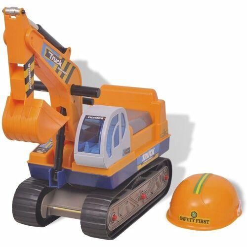 vidaXL Elektro-Kinderbagger