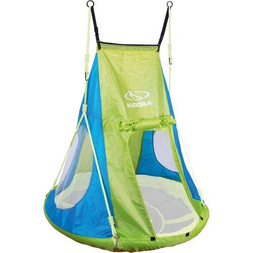 Hudora Zelt für Nestschaukel 110 cm, grün