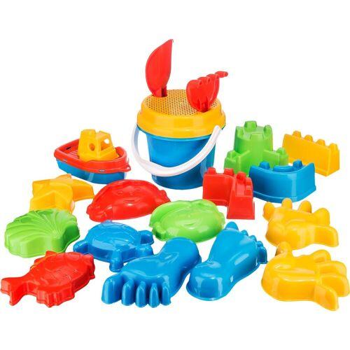 myToys Sandspielzeug XXL-Set, 20-tlg.