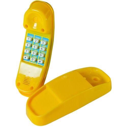 Karibu Telefon, gelb