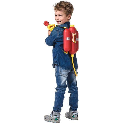 Idena Wasserpistole »Feuerwehr Wasserspritze«