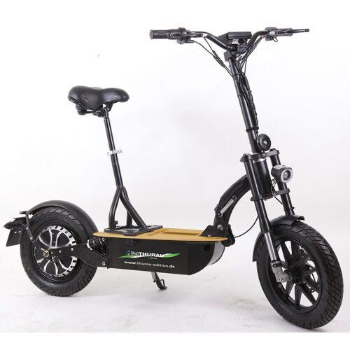 "Didi THURAU Edition E-Scooter »Elektroroller ""Eco-Tourer"" 20 km/h Basic«, 600 W, 20 km/h"