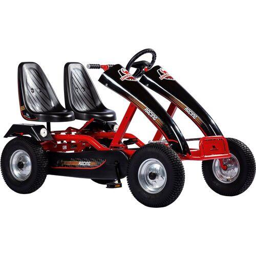 Dino Cars Twin F mit Stahlfelgen, rot