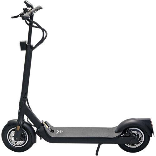 Egret E-Scooter »TEN V4 (StVZO)«, 500 W, 20 km/h, schwarz
