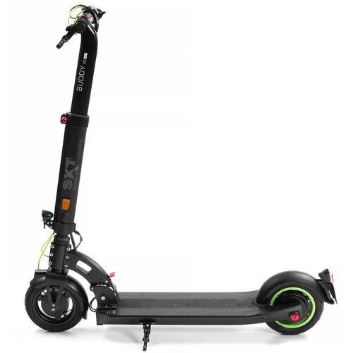 SXT Scooters E-Scooter »SXT Buddy V2 - eKFV Version -«, 350 W, 20 km/h, schwarz