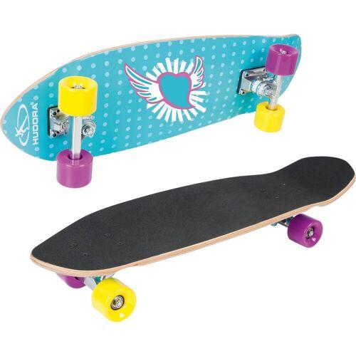 Hudora Skateboard »Skateboard Cruiser Skate Wonders ABEC 7«