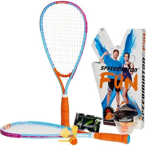 Speedminton Badmintonschläger »Fun Set«