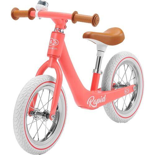 Kinderkraft Laufrad »Laufrad RAPID green«, orange