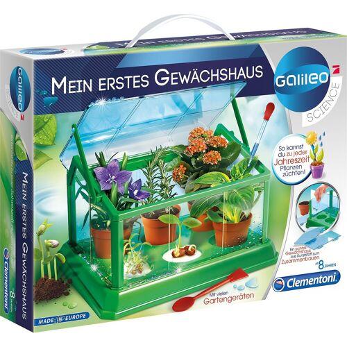 Clementoni® Lernspielzeug »Galileo - Mein erstes Gewächshaus«
