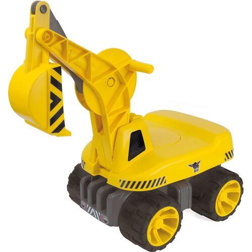 BIG Spielzeug-Aufsitzbagger »Maxi Digger, 73cm«