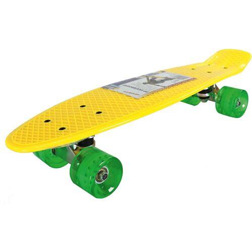 Best Sporting Skateboard »PP Skateboard blau«