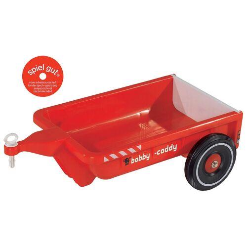 BIG Kinderfahrzeug-Anhänger »-Bobby-Caddy, rot«, Made in Germany