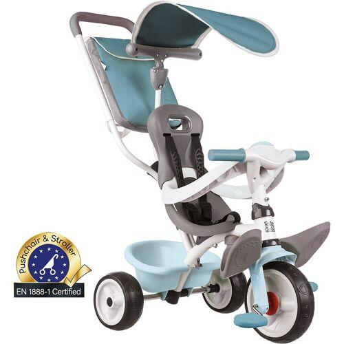 Smoby Dreirad »Dreirad Baby Balade Rosa«, blau