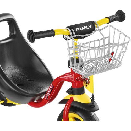 Puky Fahrradtasche »Lenkerkorb Dreirad und Roller LKDR, silber«