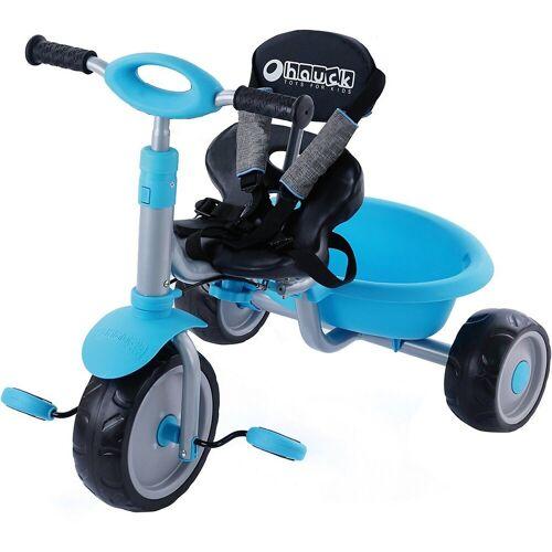 hauck TOYS FOR KIDS Dreirad »Dreirad MiniTraxx-Explorer Deluxe, Melange Blue«