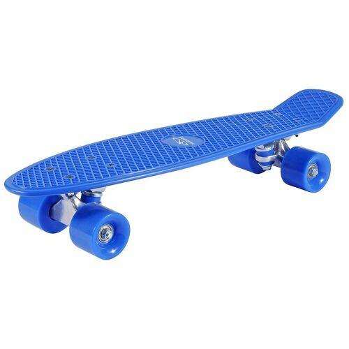 Hudora Skateboard »Retro Skateboard«, blau